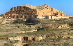 زقورة چغازنبيل في خوزستان